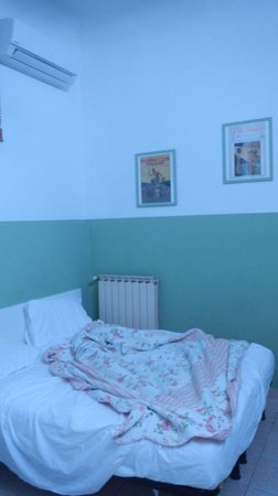 Il Ghiro: room
