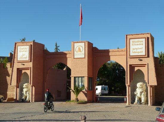 Atlas Film Studio: studios de Ouarzazate