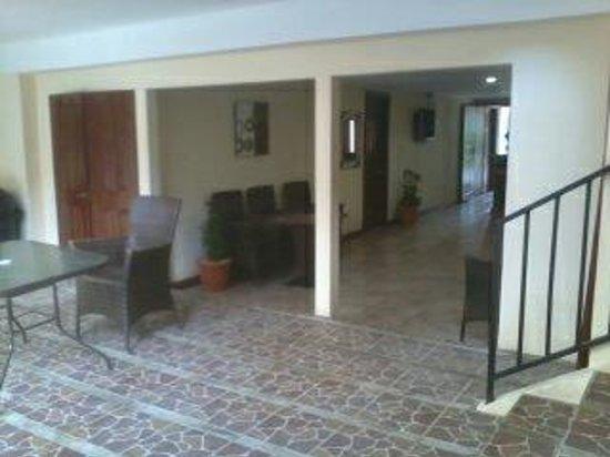 Monte Campana Jaco: Lobby