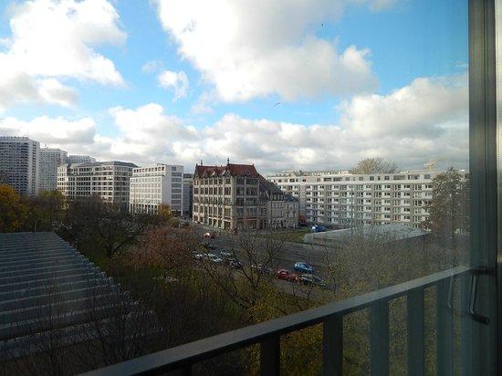 Novotel Berlin Mitte: View
