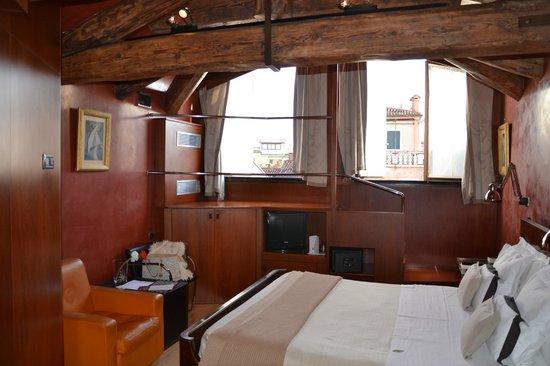 Ca' Pisani Hotel: Deco deluxe Zimmer
