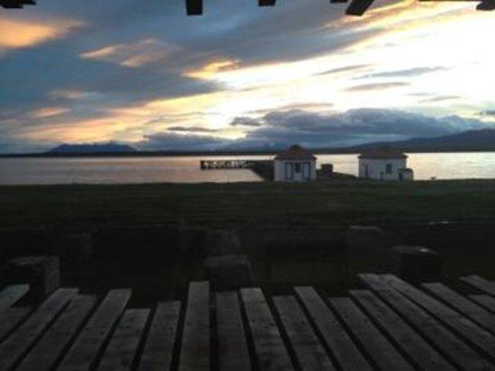 The Singular Patagonia: Vista desde la pieza