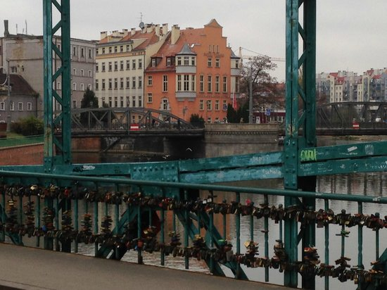 Tumski Bridge : View of Bridge