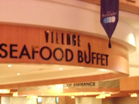 Village Seafood Buffet: village buffet 2