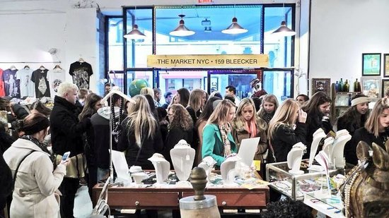 Shop Gotham NYC Shopping Tours: Inside the Designer Market