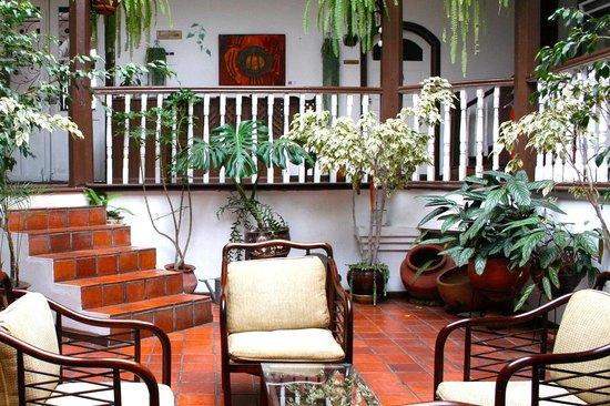 Sala de Estar, Hostal Macondo, Cuenca, Ecuador