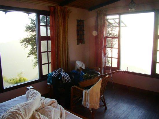 Villa Retreat: room 108 classic valley view.