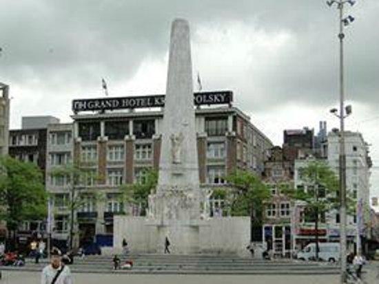 Dam platz picture of dam square amsterdam tripadvisor for Hotel amsterdam economici piazza dam