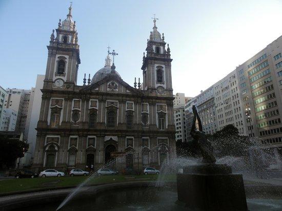 Church of Our Lady of the Candelária: Igreja da Candelária