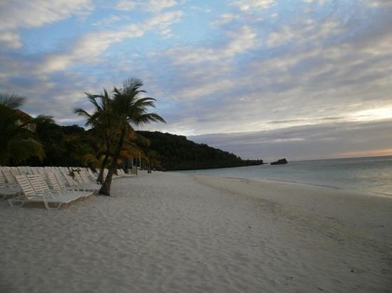 West Bay B & B: la mejor playa!!!