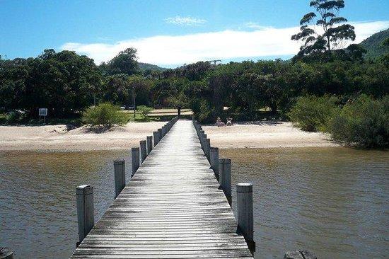 Farol de Itapuã: Trapiche