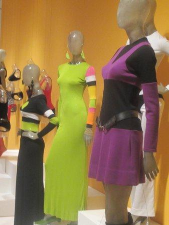 The Museum of Contemporary Art: retro Mod fashion 2
