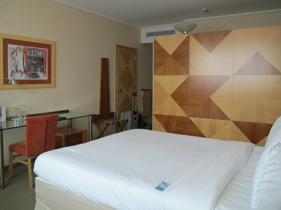 Chambre photo de nh brussels airport diegem tripadvisor for Chambre airport