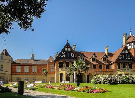 Miramar Palace : vista do castelo miramar