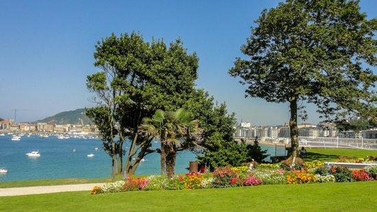 Miramar Palace : vista para a praia
