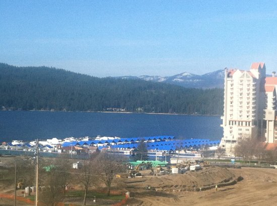 Coeur d'Alene Lake: A look to City Beach