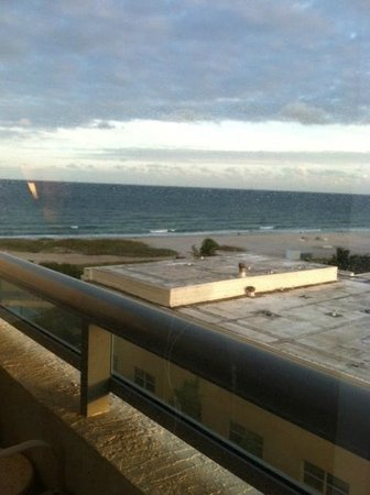 Residence Inn Fort Lauderdale Pompano Beach/Oceanfront : view from 504