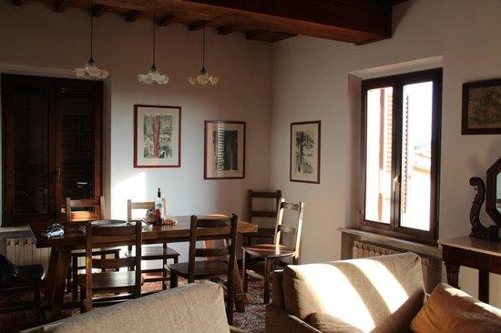 Hotel Santa Caterina: гостиная
