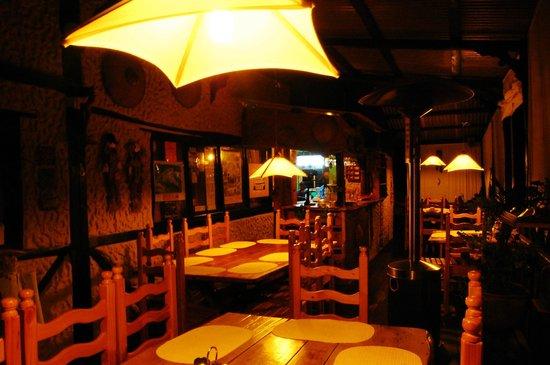 Altai Oasis : Restaurant