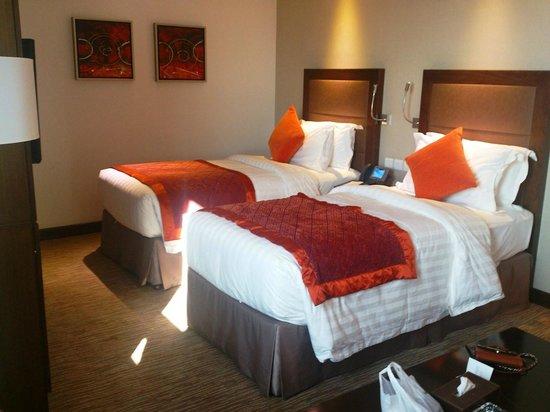 Crowne Plaza Madinah : غرفه 823