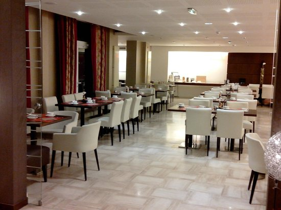 Hotel Muller : Salle petit déjeuner