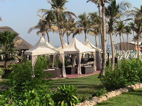 JA Jebel Ali Beach Hotel: Бар