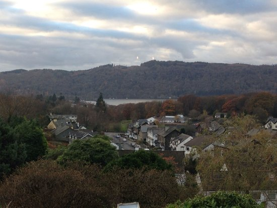 Hillthwaite Hotel: View from the lounge