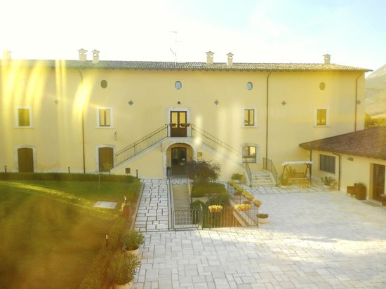 The Hotel Villa Giovina