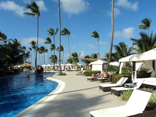 Majestic Elegance Punta Cana: Área das piscinas