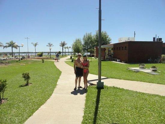 Colon, Argentina: A la vera del rio Uruguay...