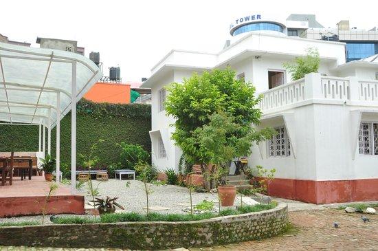 Cocina Mitho Chha: The building