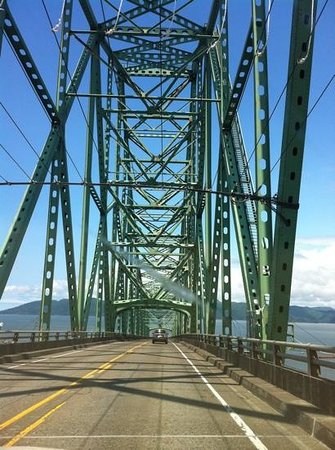 Astoria-Megler Bridge: nice drive :)