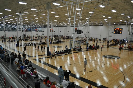 10 Basketball And Volleyball Hardwood Courts Picture Of Spooky Nook Sports Manheim Tripadvisor