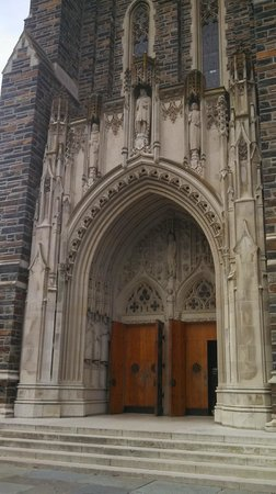 Duke University Chapel: Duke Chapel (Courtesy of Tonya Peace)