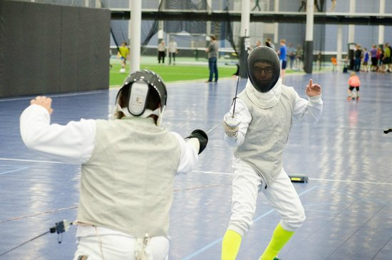 Spooky Nook Sports: Fencing academy and classes