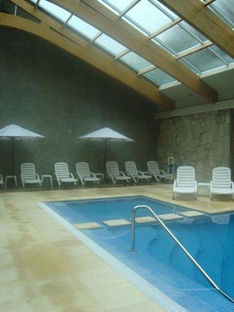 Hotel Cristal: Area de piscina