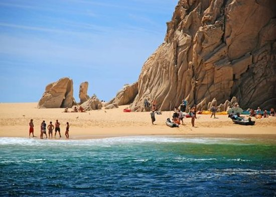 Solmar Resort : One of the beaches in Cabo