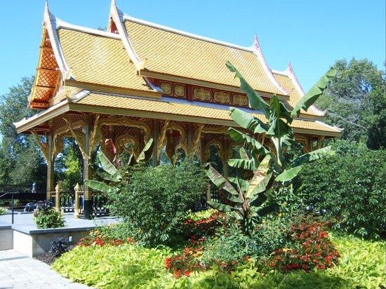 Thai Gardens Picture Of Olbrich Botanical Gardens Madison Tripadvisor