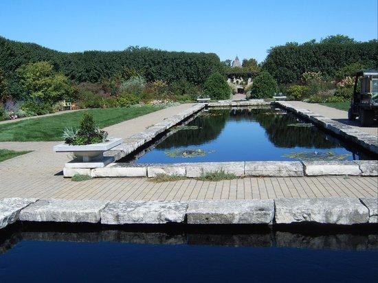 Overlooking lake monona picture of olbrich botanical gardens madison tripadvisor for Olbrich botanical gardens hours