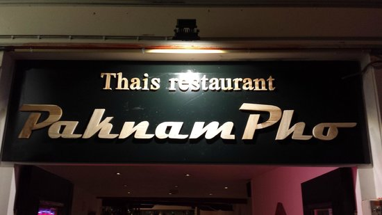Sign Paknam Pho
