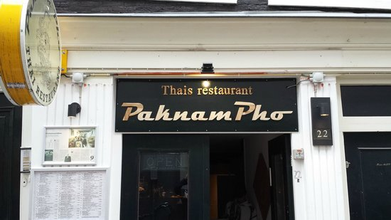 Paknam Pho: Front view