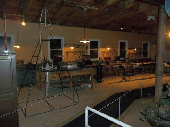 Roswell Museum & Art Center: Goddard Workshop Exhibit