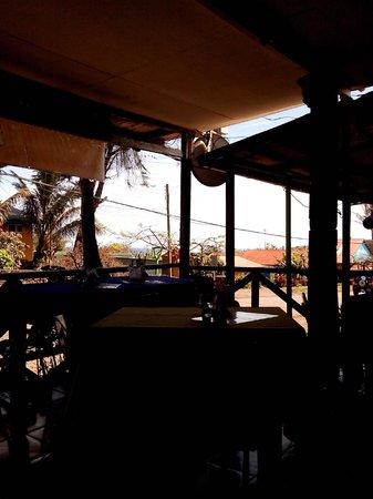 Empanadas Tia Berta: Visual das mesas