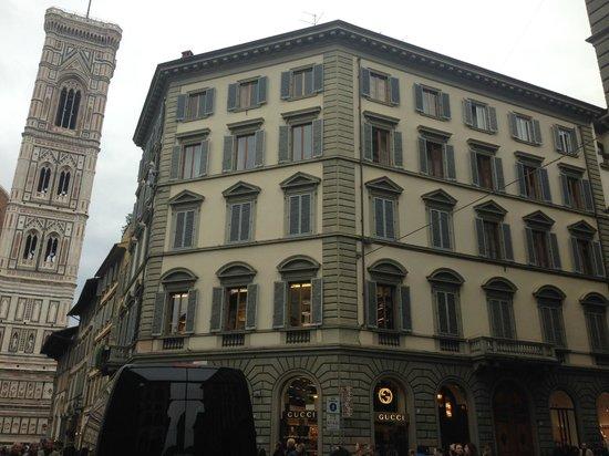 Il Salotto di Firenze: esterno