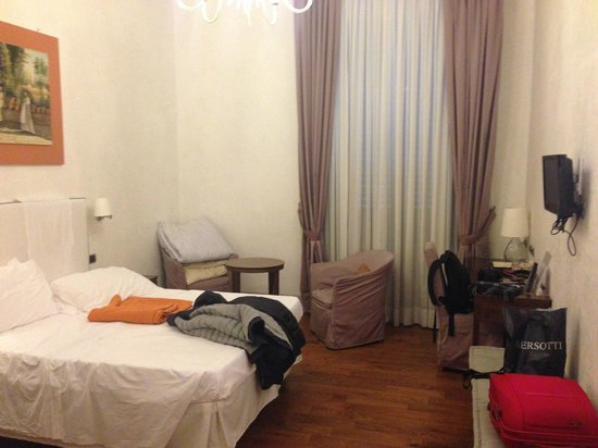 Il Salotto di Firenze: Camera