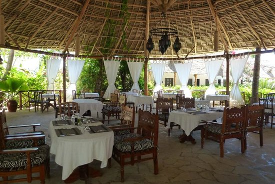 Next Paradise Boutique Resort: restaurant