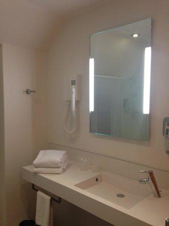Ibis Styles Strasbourg Centre Petite France: Ванная комната
