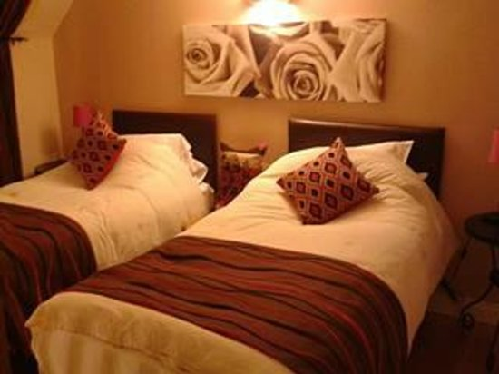 Park Farm Hotel: bedroom
