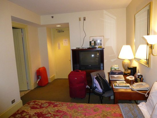 The Boston Common Hotel and Conference Center : room 708