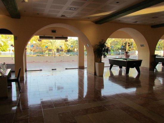 Club In Eilat : hotel reception